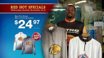 Bass Pro Shops 5 Day Sale TV Spot, 'Jerseys & Table' - Thumbnail 4