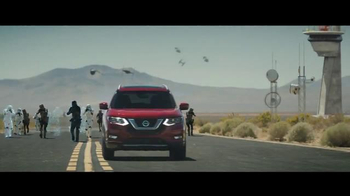 2017 Nissan Rogue TV Spot, 'Rogue One: A Star Wars Story: Battle-Tested'