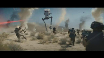 2017 Nissan Rogue TV Spot, 'Rogue One: A Star Wars Story: Battle-Tested' - Thumbnail 5