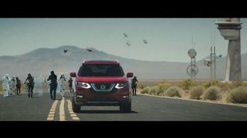 2017 Nissan Rogue TV Spot, 'Rogue One: A Star Wars Story: Battle-Tested' - 3195 commercial airings