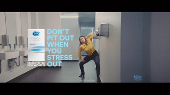 Secret Deodorant TV Spot, 'Stress Test: Namaste' - Thumbnail 7