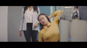 Secret Deodorant TV Spot, 'Stress Test: Namaste'