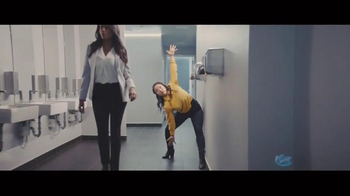 Secret Deodorant TV Spot, 'Stress Test: Namaste' - Thumbnail 5