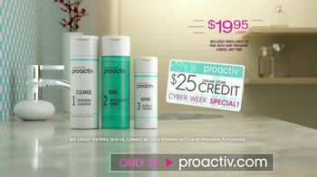 Proactiv Cyber Week Special TV Spot, 'Wishing for Clear Skin' - 429 commercial airings