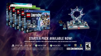 LEGO Dimensions TV Spot, 'Nickelodeon: Epic Win Showdown' - Thumbnail 10
