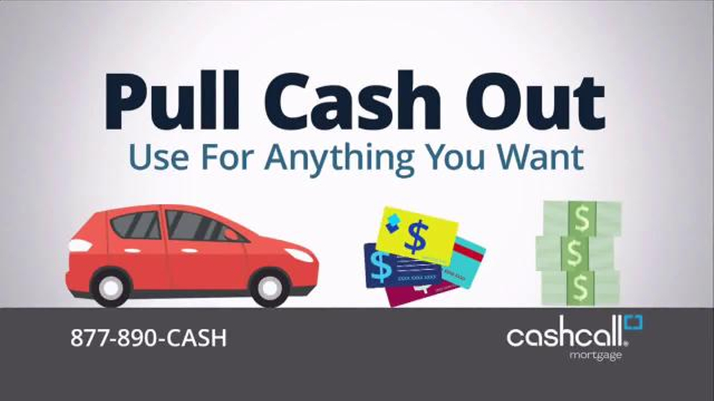 Titlemax Interest Rates >> CashCall Mortgage TV Commercial, 'Fixed Rate Refinance' - iSpot.tv