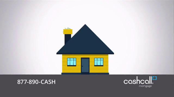 CashCall Mortgage TV Spot, 'Fixed Rate Refinance' - Thumbnail 1