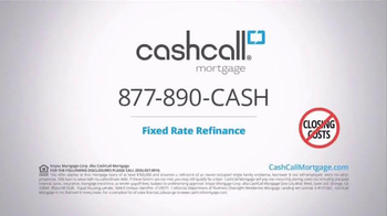 CashCall Mortgage TV Spot, 'Fixed Rate Refinance' - Thumbnail 8