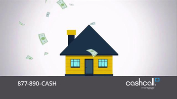 Cashcall Mortgage TV Spot, 'Fixed Rate Refinance'