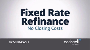 CashCall Mortgage TV Spot, 'Fixed Rate Refinance' - Thumbnail 3