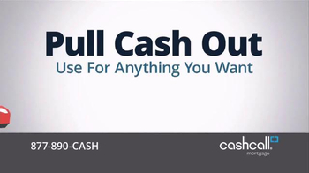 CashCall Mortgage TV Spot, 'Fixed Rate Refinance' - Thumbnail 4