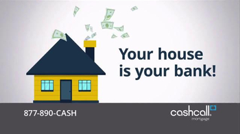 CashCall Mortgage TV Spot, 'Fixed Rate Refinance' - Thumbnail 6