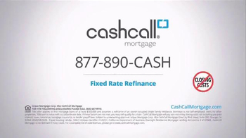 CashCall Mortgage TV Spot, 'Fixed Rate Refinance' - Thumbnail 7