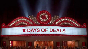 Target 10 Days of Deals TV Spot, 'Best Dressed Stars: Tonight' - Thumbnail 1
