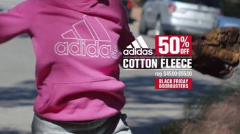 Dick's Sporting Goods TV Spot, 'Black Friday Doorbusters: Fleece & Fitbit'