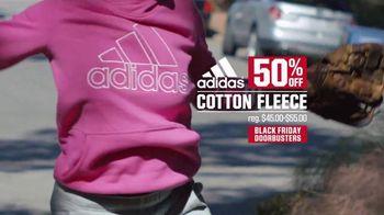 Dick's Sporting Goods TV Spot, 'Black Friday Doorbusters: Fleece & Fitbit'