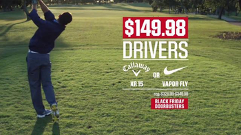 Dick's Sporting Goods TV Spot, 'Black Friday Doorbusters: Fleece & Fitbit' - Thumbnail 7