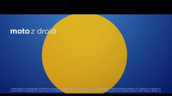Motorola Moto Z Droid TV Spot, 'Hellomoto: BOGO' - Thumbnail 9