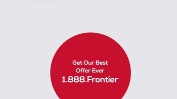 Frontier FiOS Triple Play TV Spot, 'Holidays: Best Offer Ever' - Thumbnail 6