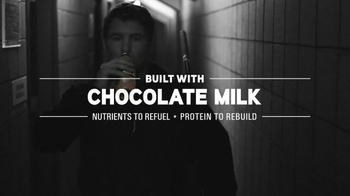 Built With Chocolate Milk TV Spot, 'Best on the Ice' Featuring Zach Parise - Thumbnail 8