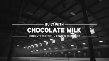 Built With Chocolate Milk TV Spot, 'Best on the Ice' Featuring Zach Parise - Thumbnail 9