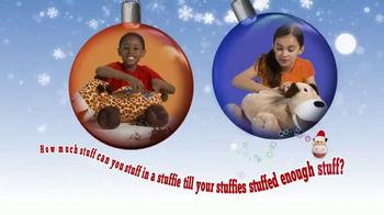 Stuffies Holiday Savings Event TV Spot, 'How Much Stuff Can You Stuff?' - Thumbnail 2