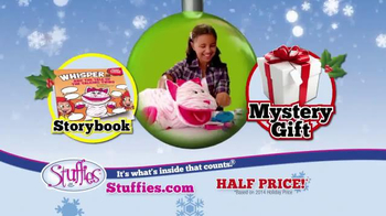 Stuffies Holiday Savings Event TV Spot, 'How Much Stuff Can You Stuff?' - Thumbnail 3