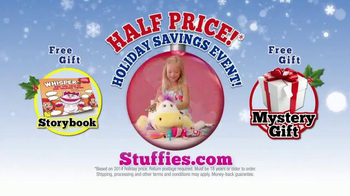 Stuffies Holiday Savings Event TV Spot, 'How Much Stuff Can You Stuff?' - Thumbnail 5