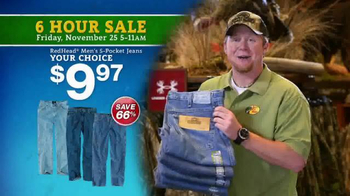 Bass Pro Shops 6 Hour Sale TV Spot, 'Jeans and Smoker' - Thumbnail 3
