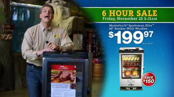 Bass Pro Shops 6 Hour Sale TV Spot, 'Jeans and Smoker' - Thumbnail 5