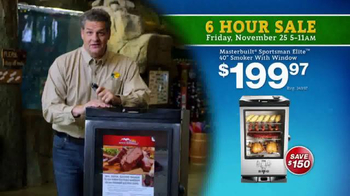 Bass Pro Shops 6 Hour Sale TV Spot, 'Jeans and Smoker' - Thumbnail 6