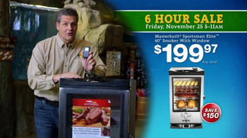 Bass Pro Shops 6 Hour Sale TV Spot, 'Jeans and Smoker' - Thumbnail 7