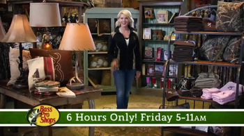 Bass Pro Shops 6 Hour Sale TV Spot, 'Jeans and Smoker' - Thumbnail 8