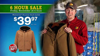 Bass Pro Shops 6 Hour Sale TV Spot, 'Jeans and Duck Jacket' - Thumbnail 6