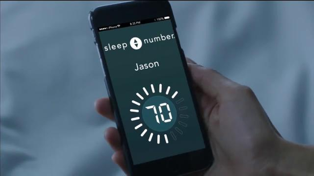 Sleep Number TV Commercial, 'Get Your Best Sleep with our ...