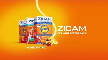 Zicam Cold Remedy Ultra Crystals TV Spot, 'Cold Calling' - Thumbnail 5