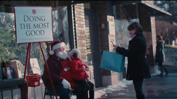 The Salvation Army TV Spot, \'Give\'