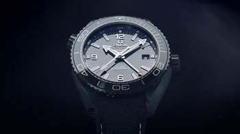 OMEGA Seamaster Planet Ocean TV Spot, 'Deep Black'