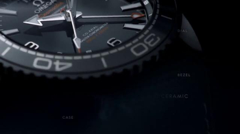 OMEGA Seamaster Planet Ocean TV Spot, 'Deep Black' - Thumbnail 6