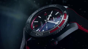 OMEGA Seamaster Planet Ocean TV Spot, 'Deep Black' - Thumbnail 9