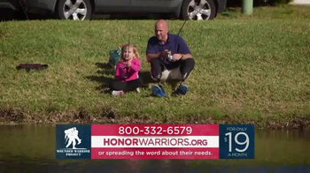Wounded Warrior Project TV Spot, 'Service Member Dan Nevins' - Thumbnail 4