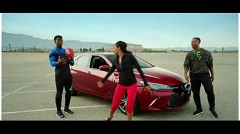 2017 Toyota Camry TV Spot, 'Catch' Featuring Tyrod Taylor - 12 commercial airings