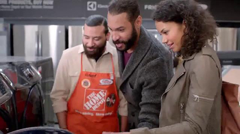 The Home Depot Black Friday Savings TV Spot, 'Gift of Done and Done'