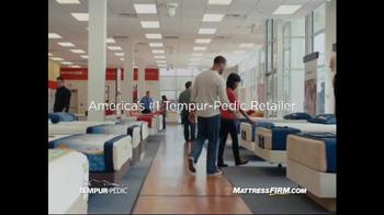 Mattress Firm TV Spot, 'Sleep Happy' - Thumbnail 5