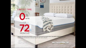 Mattress Firm TV Spot, 'Sleep Happy' - Thumbnail 8