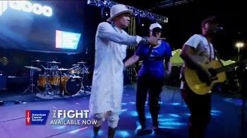 American Cancer Society TV Spot, 'Taboo: The Fight' - Thumbnail 7