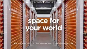 Public Storage TV Spot, 'Space Exploration' - Thumbnail 8