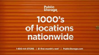 Public Storage TV Spot, 'Space Exploration' - Thumbnail 9