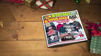 Bass Pro Shops 5 Day Sale TV Spot, 'Flashlights, Fleeces and Inflatables' - Thumbnail 4