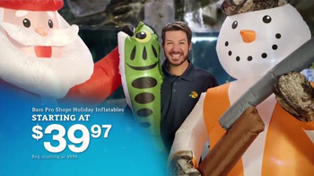 Bass Pro Shops 5 Day Sale TV Spot, 'Flashlights, Fleeces and Inflatables' - Thumbnail 8
